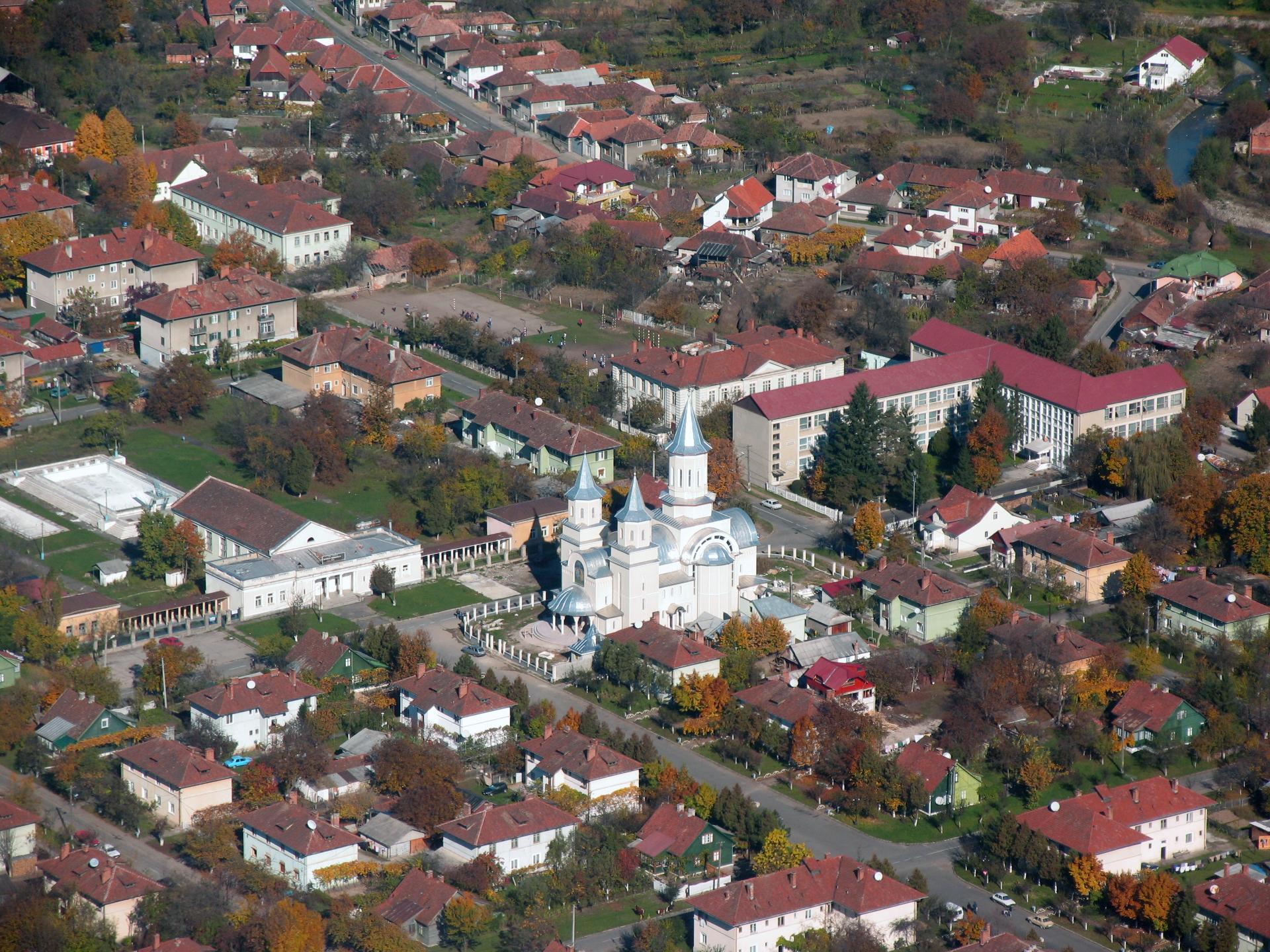 Orașul Ștei