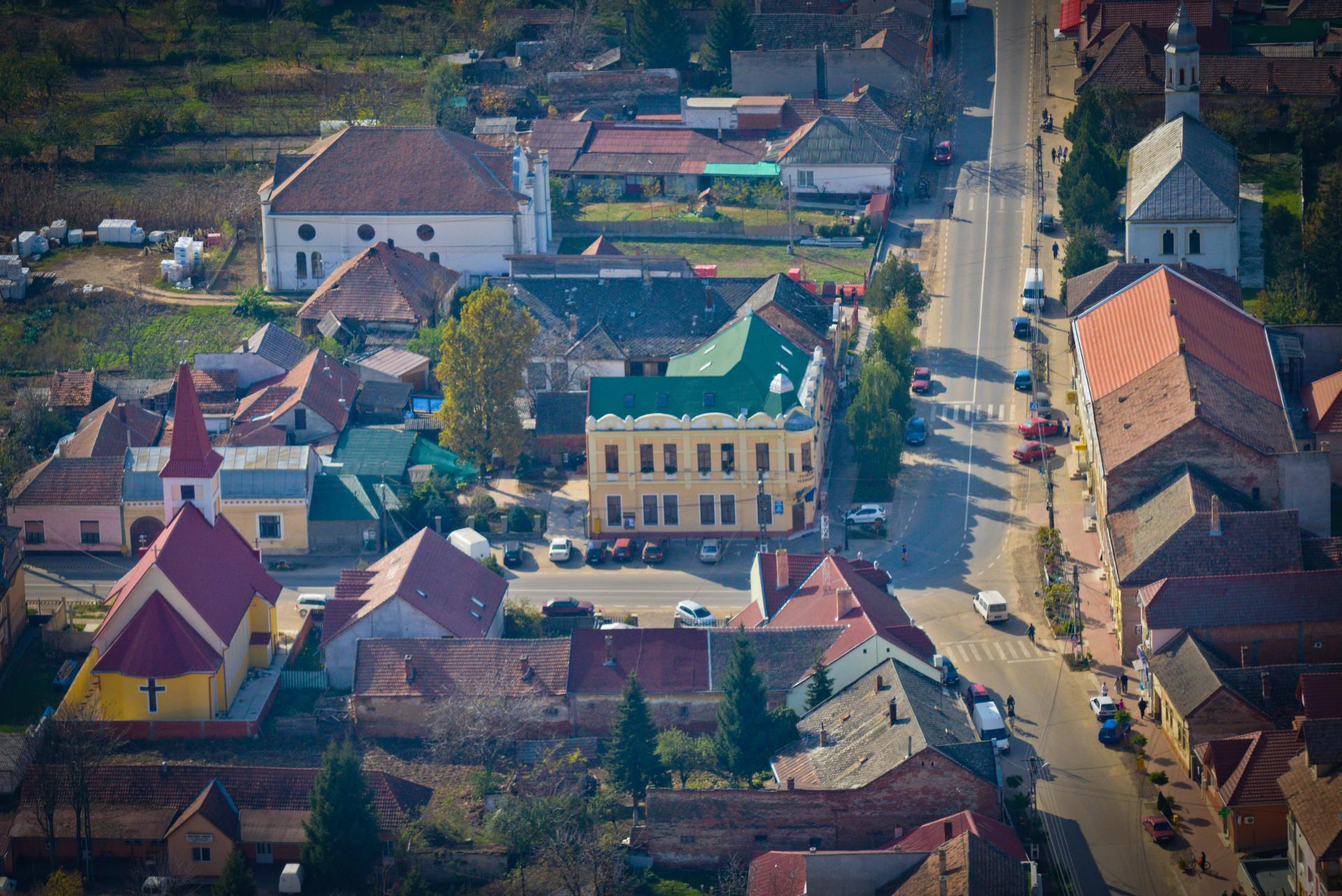 Orașul Valea lui Mihai