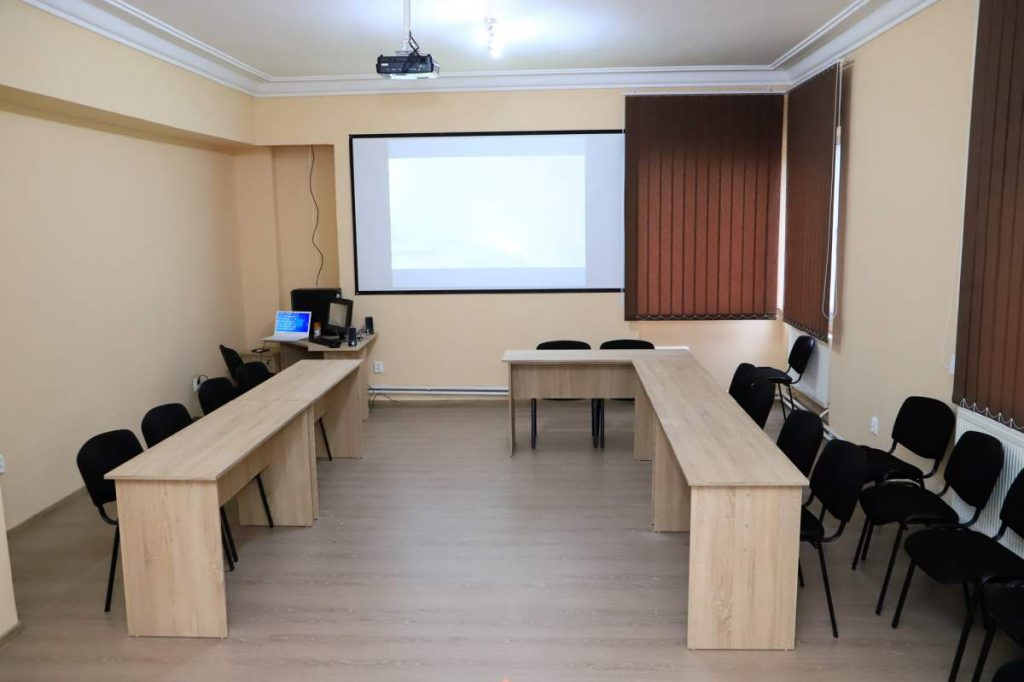 Support for developing the Bihor County education system