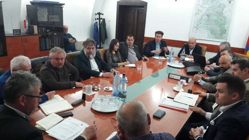 AGA a decis investițiile în proiectele comunităților bihorene