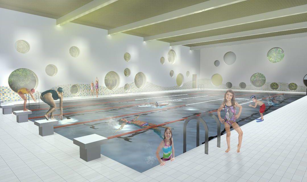 ADD Bihor așteaptă oferte pentru construirea bazinelor didactice de înot de la Beiuș și Salonta