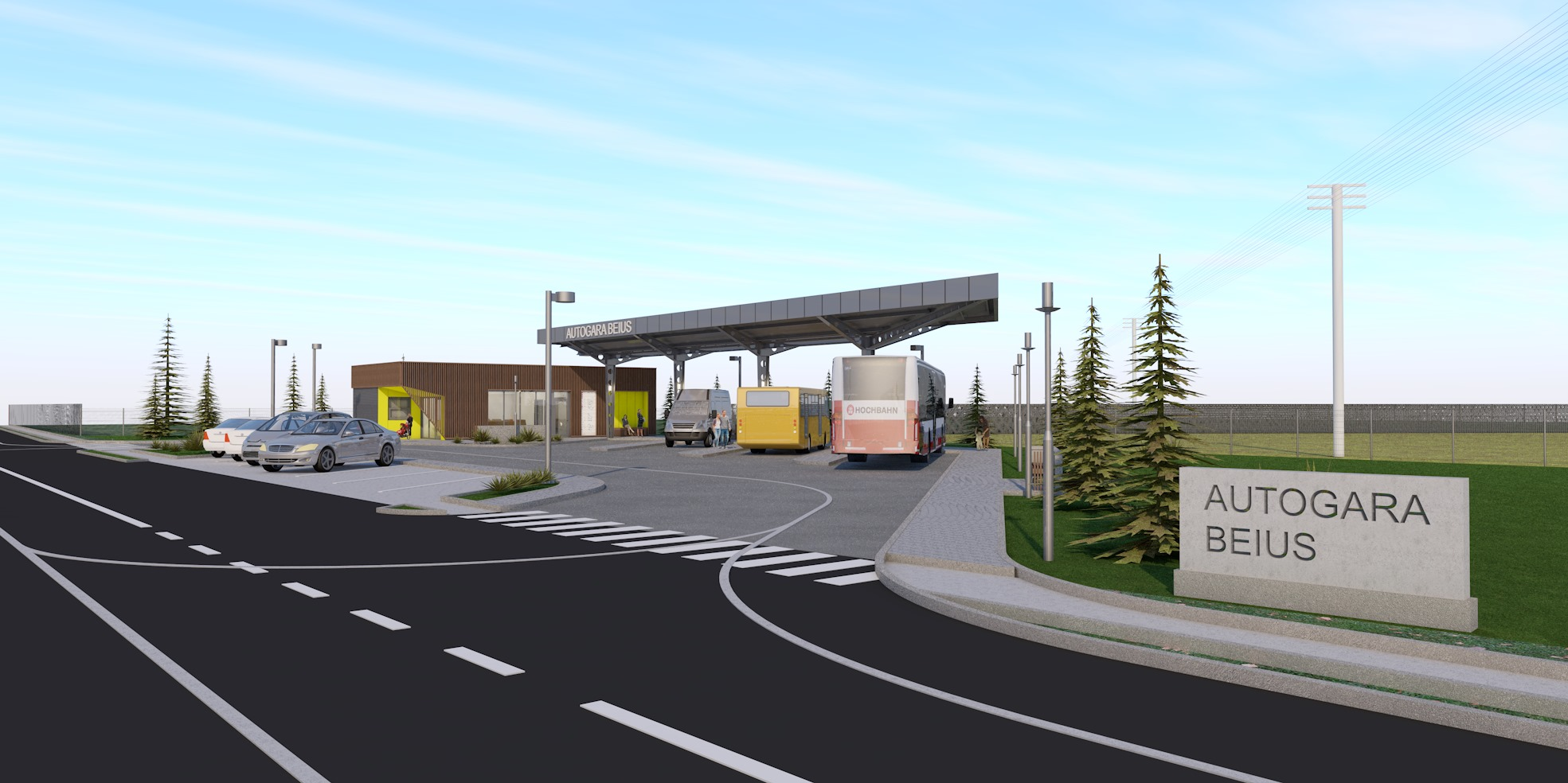 17 iunie, termenul de depunere a ofertelor pentru construcția autogărilor din Beiuș și Marghita
