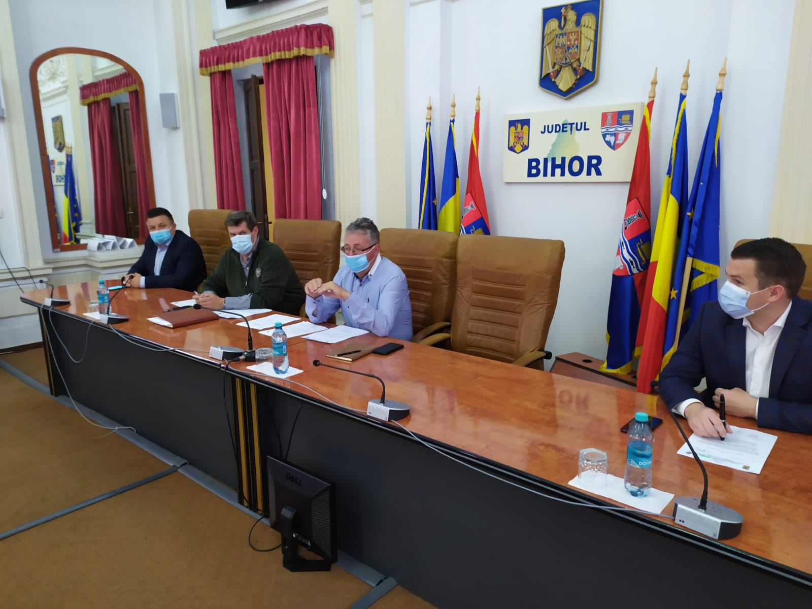 Investiții în comunitățile locale prin Agenția de Dezvoltare Durabilă Bihor